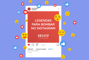 legendas para Instagram