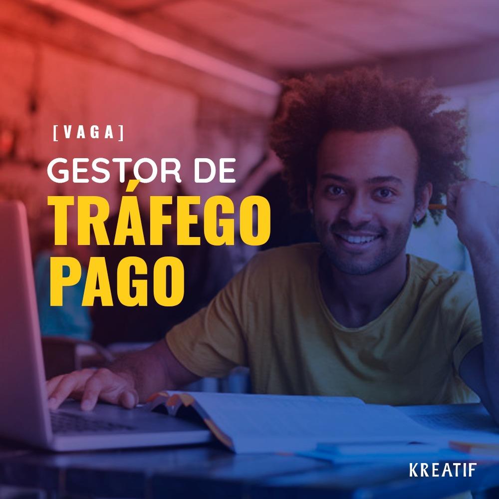 Vaga Trafego Pago
